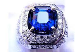 model cincin blue safir batu cincin saphire imagesaangezen