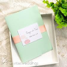 and mint green flower pocket wedding cards iwpi006
