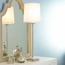 Buffet Lamps With Black Shades buffet lamps u0026 candlestick lamps shades of light
