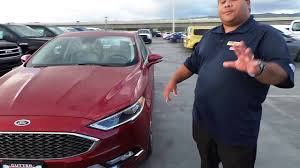 Fusion Energi Reviews 2017 Ford Fusion Energi Review Walkaround Cutter Ford Hawaii Youtube