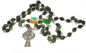 connemara marble rosary connemara marble rosary ebay