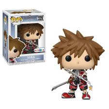 funko pop disney kingdom hearts 3 75 inch vinyl figure sora