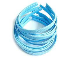 blue headband blue headband etsy
