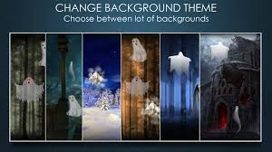 halloween background sound effects ghost touch live wallpaper android apps on google play