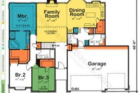 open floor plans one story 36 simple one story open floor plans single story house plans