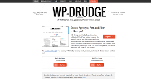 drudge report template 10 best aggregator themes for sketchthemes