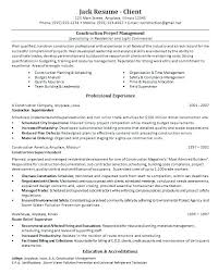 project manager resume resumes for project managers resume and knights bot