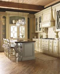 Kitchen Trends  Soft Muted Colors Among The Highlights - Habersham cabinets kitchen