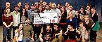 The Social Cast by Cast Of Broadway U0027s U0027fiddler U0027 Raises Money For Refugees U2013 Tablet