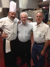 chef de cuisine fran軋is chef de cuisine of la francais chabert dropped by a