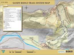 Mt Hood Trail Map Official Website For The City Of Sandy Oregon Where To Ride In
