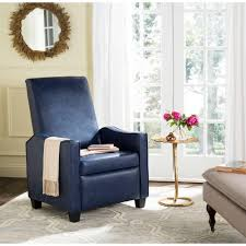 Blue Chairs For Living Room by Recliner Blue Chairs Living Room Furniture The Home Depot
