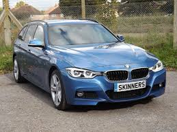 bmw 320d sport estate used 2016 bmw 3 series 320d xdrive m sport touring for sale in rye