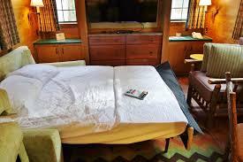 Cabin Sofa The Refurbed Cabins At Disney U0027s Fort Wilderness Resort