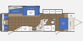 lacrosse rv floor plans 2014 lacrosse by forest river luxury lite series m 311 rls specs