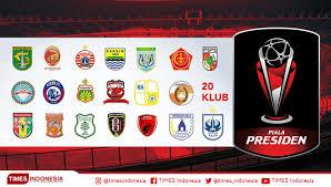 Jadwal Piala Presiden 2018 Ini Jadwal Laga Semi Piala Presiden 2018 Times Indonesia