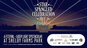 United States Light Map by Upcoming Events Star Spangled Celebration I Love Memphis