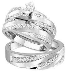 Trio Wedding Ring Sets by Wedding Rings Sets Weddingdressone Pinterest Ring Diamond