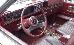 84 Monte Carlo Ss Interior 1984 Hurst Olds U2013 End Of A Great Performance Run Old Car Memories