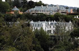 new bel air mansion reflects resurgence of behemoth l a homes