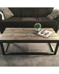 Rustic Industrial Coffee Table Deals On Free Shipping Rustic Industrial Coffee Table