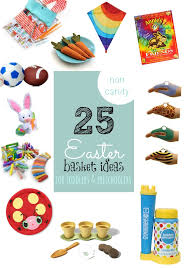 easter candy for toddlers 25 non candy easter basket fillers for toddlers preschoolers