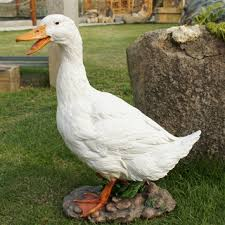 spaleau white duck ornament coupon code 3offpin gardening