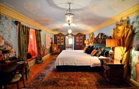 inside miami u0027s famous versace mansion which just sold for a