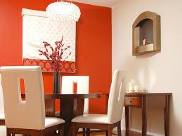 Orange Dining Room Contemporary New York Design Contemporary Dining Room New