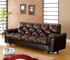 Leather Couch Futon 25 Best Sleeper Sofa Beds To Buy In 2017