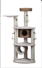 modern scratching post kallax cat tree furniture designer ikea hack stolmen most amazing