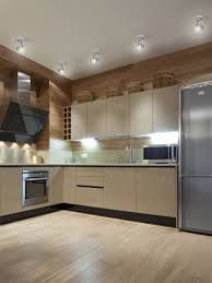 modern kitchen with particle board kitchen cabinets and led lights modern kitchen with particle board kitchen cabinets and led lights