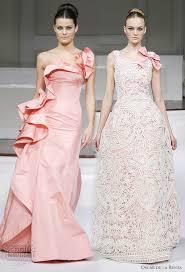 Wedding Dresses 2011 Summer Oscar De La Renta Spring Summer 2011 Ready To Wear Oscar De La