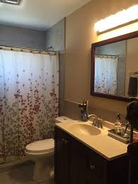 Temporary Shower Curtain Temporary Shower Curtain Yelp