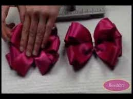 how to make baby hair bows how to make a bow hair bow ribbon bow boutique bow tools