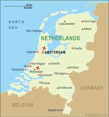 netherlands map netherlands map netherlands travel maps from word travels