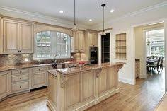 White Washed Oak Kitchen Cabinets | traditional whitewash kitchen kitchen pinterest whitewash