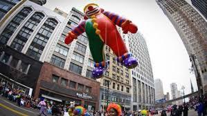 live detroit thanksgiving parade