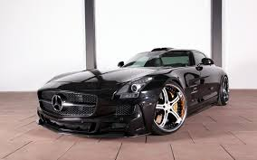 mercedes sls wallpaper mercedes benz sls tuning wallpaper