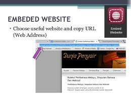 membuat widget twitter di website frog widget step by step