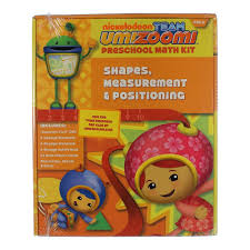 amazon team umizoomi shapes measurement u0026 positioning pre