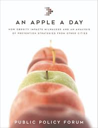 an apple a day how obesity impacts milwaukee and an analysis of