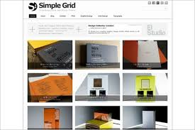 grid layout for wordpress simple grid is a free wordpress theme by dessign net