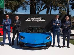 Lamborghini Aventador Sv Top Speed - the lamborghini aventador superveloce roadster is blazing fast