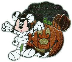 remembering disney pins for halloween