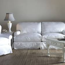 Shabby Chic Livingroom Furniture Home Shabby Chic Style Living Room With White