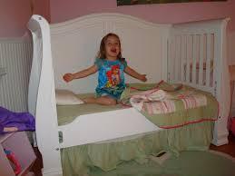 bye bye crib hello big bed classy mommy