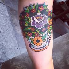 224 most attractive flower tattoos and their meanings may 2018