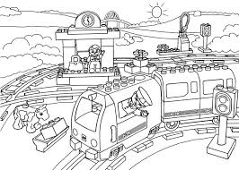 coloring print lego ideal lego train coloring pages coloring
