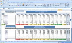 Free Download Budget Template Excel Spreadsheet Laobingkaisuo Com